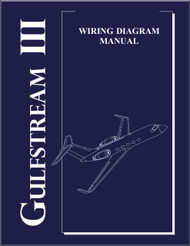 Gulfstream III  Aircraft  Wiring Diagram   Manual -