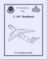 Lockheed C-141 Starlifter  Aircraft Training Handbook  Manual -