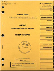 Sikorsky UH-60A  Helicopter Aviation Unit  and Intermediate Maintenance  Aircraft Corrosion  Manual TM 55-1520-237-23-11