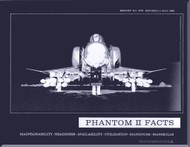Mc Donnell Douglas F-4  Aircraft  Phantom Mk II Facts   Manual -