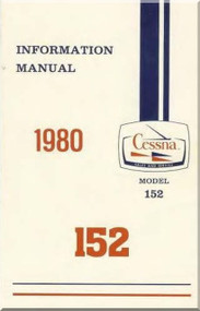 Cessna  152  Series Aircraft Information   Manual 1980