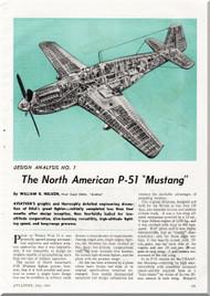 P-51 Mustang Design Analysis