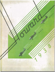 Howard  Aircraft Technical Brochure Manual - 1938