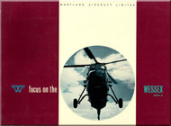 Westland Wessex Helicopter Technical Brochure Manual