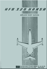 HFB 320 Hansa Jet  Aircraft Flight Manual
