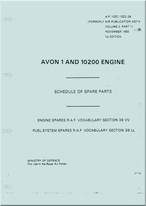 Aircraft Engine Manuals