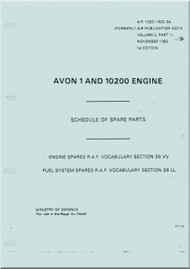 Aircraft Engine Manuals