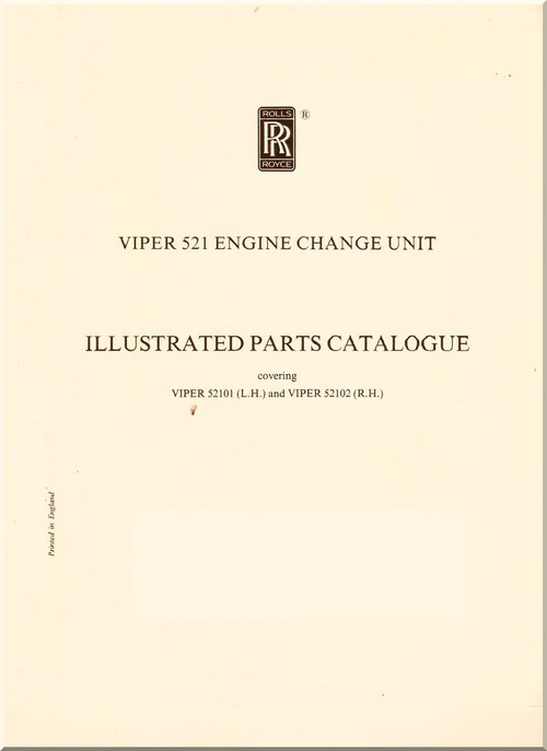 Aircraft Aero  Engines Manual