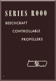 Beechcraft R 000 Propeller Instruction Manual