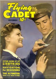 Aviation - Aircraft Flying Cadet  Magazines - December 1943