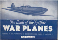 "The Book of ""Spitfire ""  War Planes"