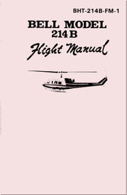 Bell Helicopter 214 B Flight Manual -