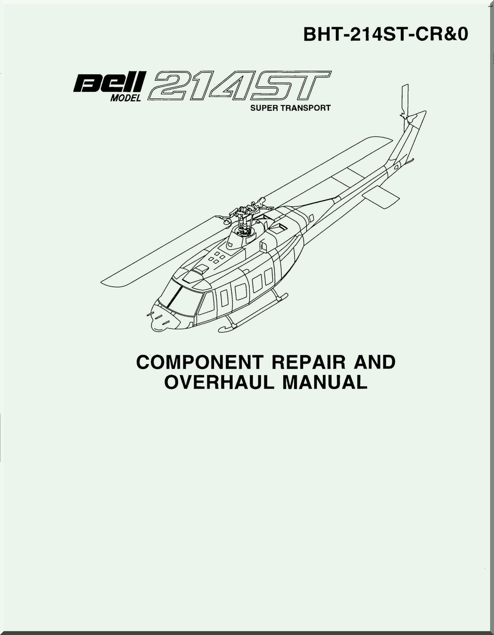 Bell Helicopter 214 ST Component Repair and Overhaul