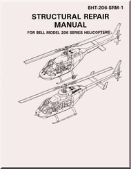 Bell Helicopter 206 Series  Structural Repair   Manual