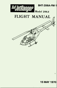 Bell Helicopter 206 A  Flight Manual