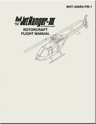 Bell Helicopter 206 B3 Flight Manual