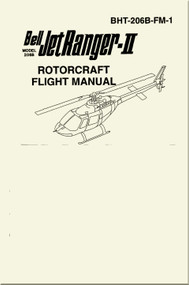 Bell Helicopter 206 B  Flight Manual