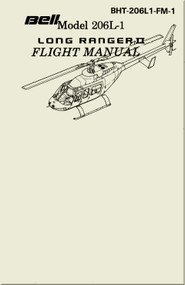 Bell Helicopter 206 L-1 Flight Manual