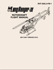 Bell Helicopter 206 L-3 Flight Manual