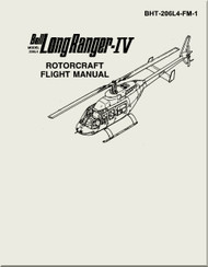 Bell Helicopter 206 L-4 Flight Manual