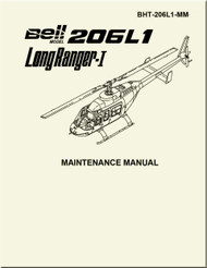 Bell Helicopter 206 L1  Maintenance Manual