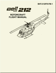Bell Helicopter 212 IFR Flight  Manual -