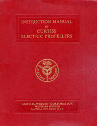 Curtiss Eletrical Propeller Instruction Manual - 1942