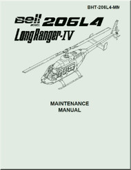 Bell Helicopter 206 L4 Maintenance Manual