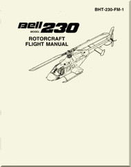 Bell Helicopter 230  Flight Manual