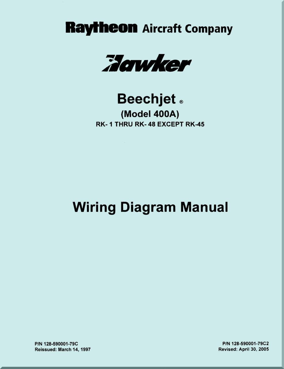 Hawker Raytheon Beechcraft Hawker 400 A    Beechjet 400