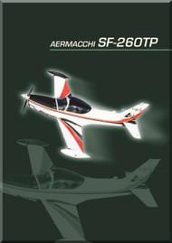 SIAI Marchetti  / Aermacchi SF-260TP Aircraft Technial Brochure Manual