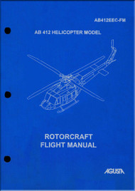 Agusta Bell Helicopter AB 412 Flight  Manual