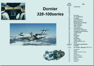 Fairchild Dornier 328-100 Aircraft Training Manual -