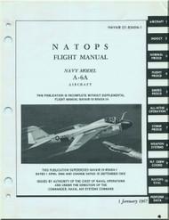 Grumman A-6 Aircraft Flight Manual