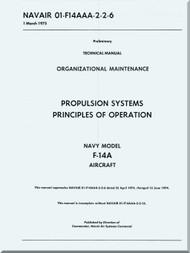 Aircraft Manual Grumman F-14 A