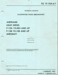 Aircraft Illustrated Parts Breakdown Manual