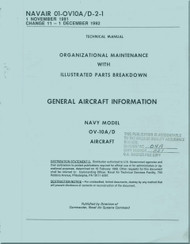 Aircraft Manual OV-10 AD