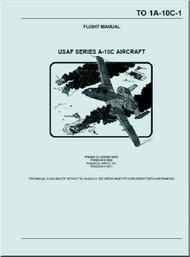 Fairchild A-10 C Aircraft Flight Manual - 1A-10C-1