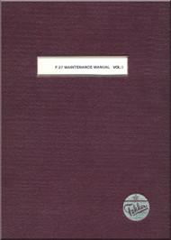 Fokker F-27  Aircraft Maintenance  Manual -  Volume 5