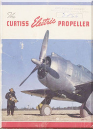 Curtiss Electrical Propellers Operations  Istruction Description Manual 1943