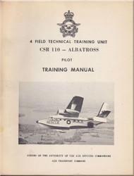 Grumman HU-16 Aircraft Pilot Training Manual -