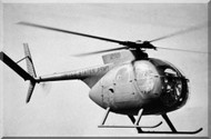 """Hughes 369 / OH-6 """" Cayuse """" Helicopter Manuals Bundle on DVD or Download"""