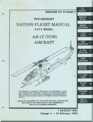 Bell Helicopter AH-1T ( TOW ) Preliminary Flight Manual NAVAIR 01-H1AAB-1 - 1983