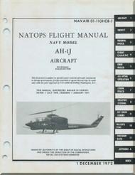 Bell Helicopter AH-1 J Flight Manual - NAVAIR 01-110hCB-1-1972