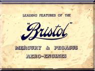 Bristol Mercury * Pegasus Aircraft Engine Technical Manual  ( English Language )