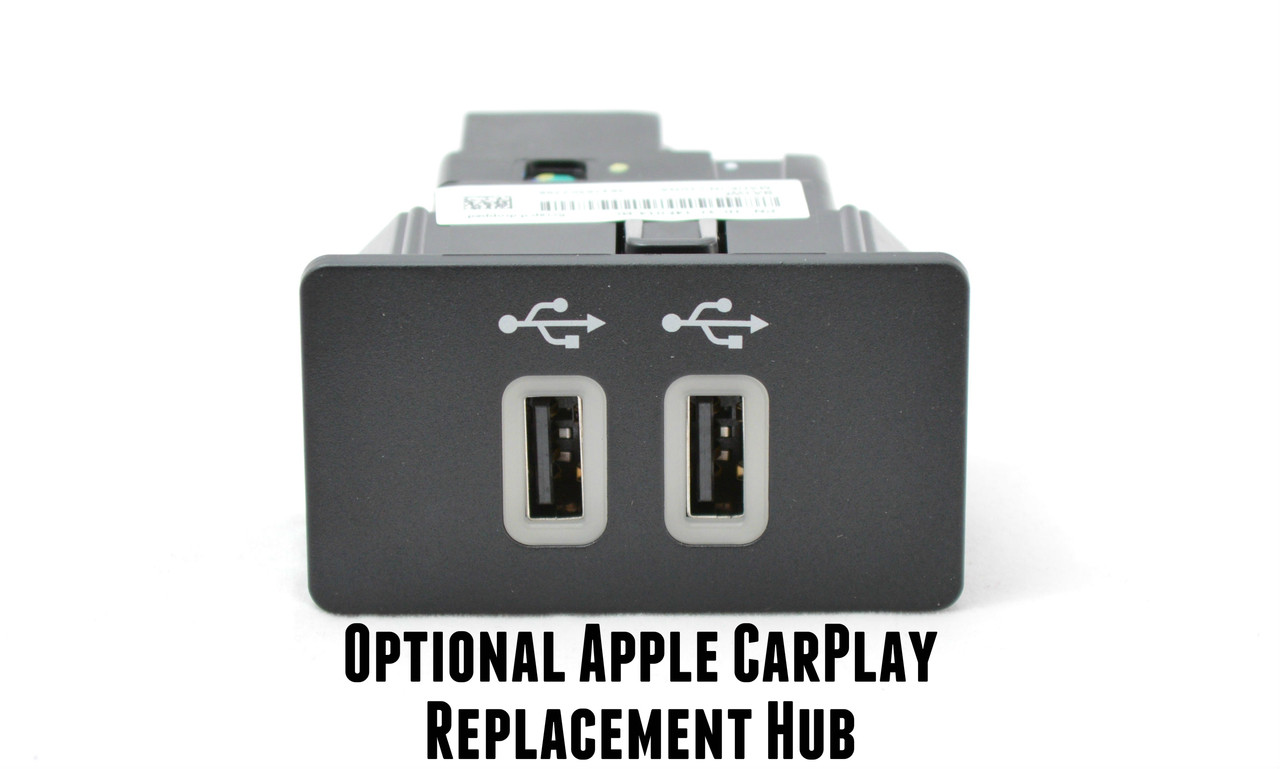 2016 Ford Escape Navigation Kit for SYNC 3 - Apple CarPlay Hub