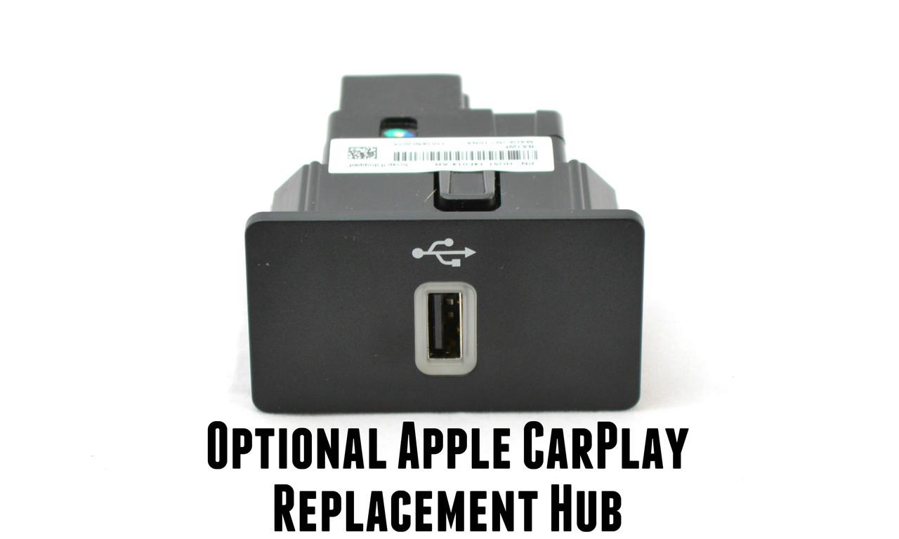 2016 Ford Focus Navigation Kit for SYNC 3 - Apple CarPlay Hub