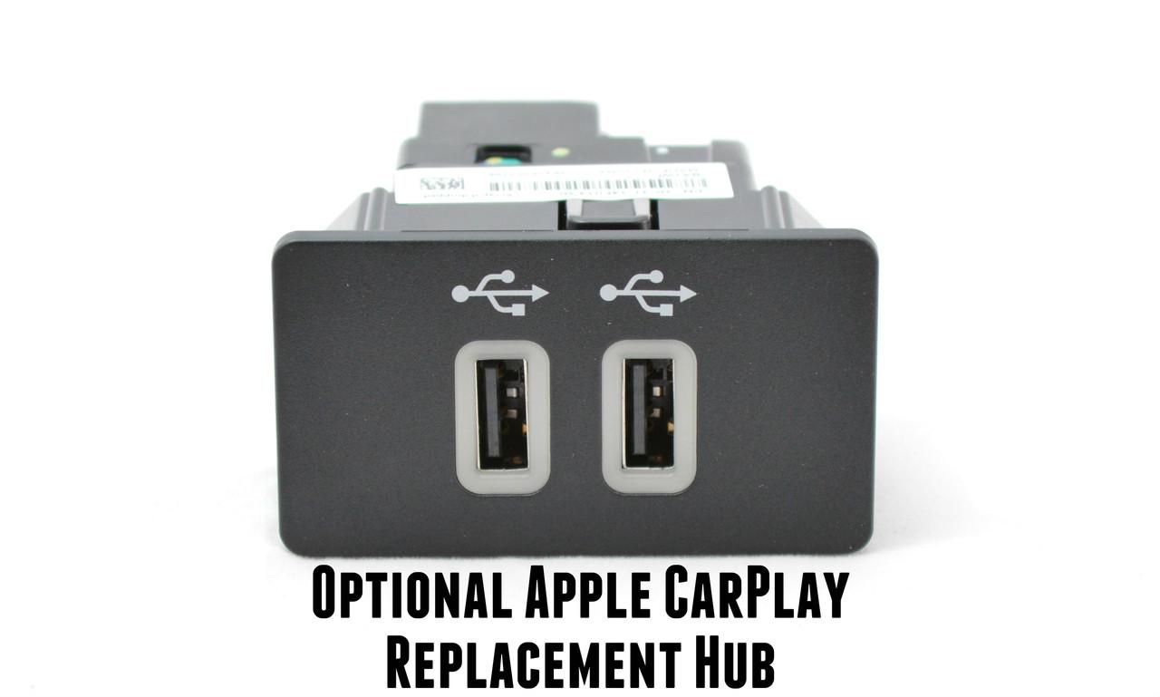 2016 Ford Fiesta Navigation Kit for SYNC 3 - Apple CarPlay Hub