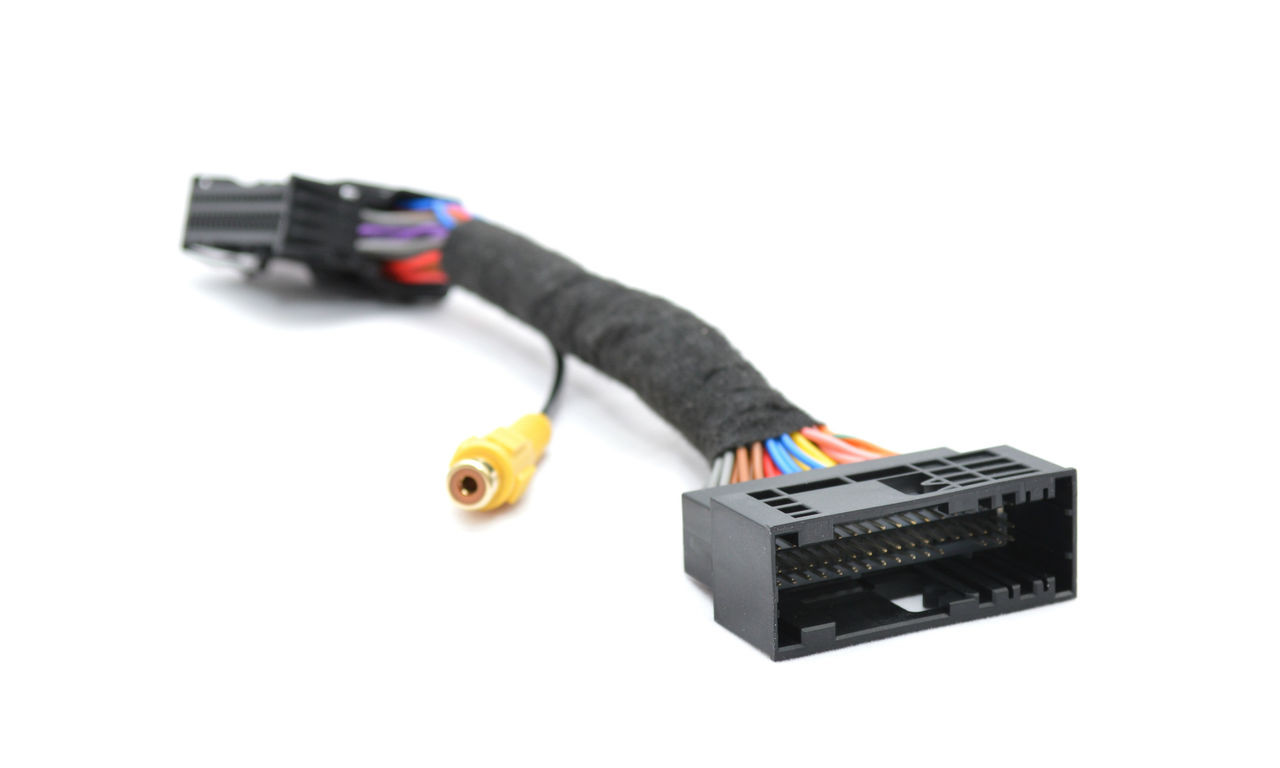 """CANopener™ Flash Backup Camera Programmer (8"""") - Vehicle Plug"""
