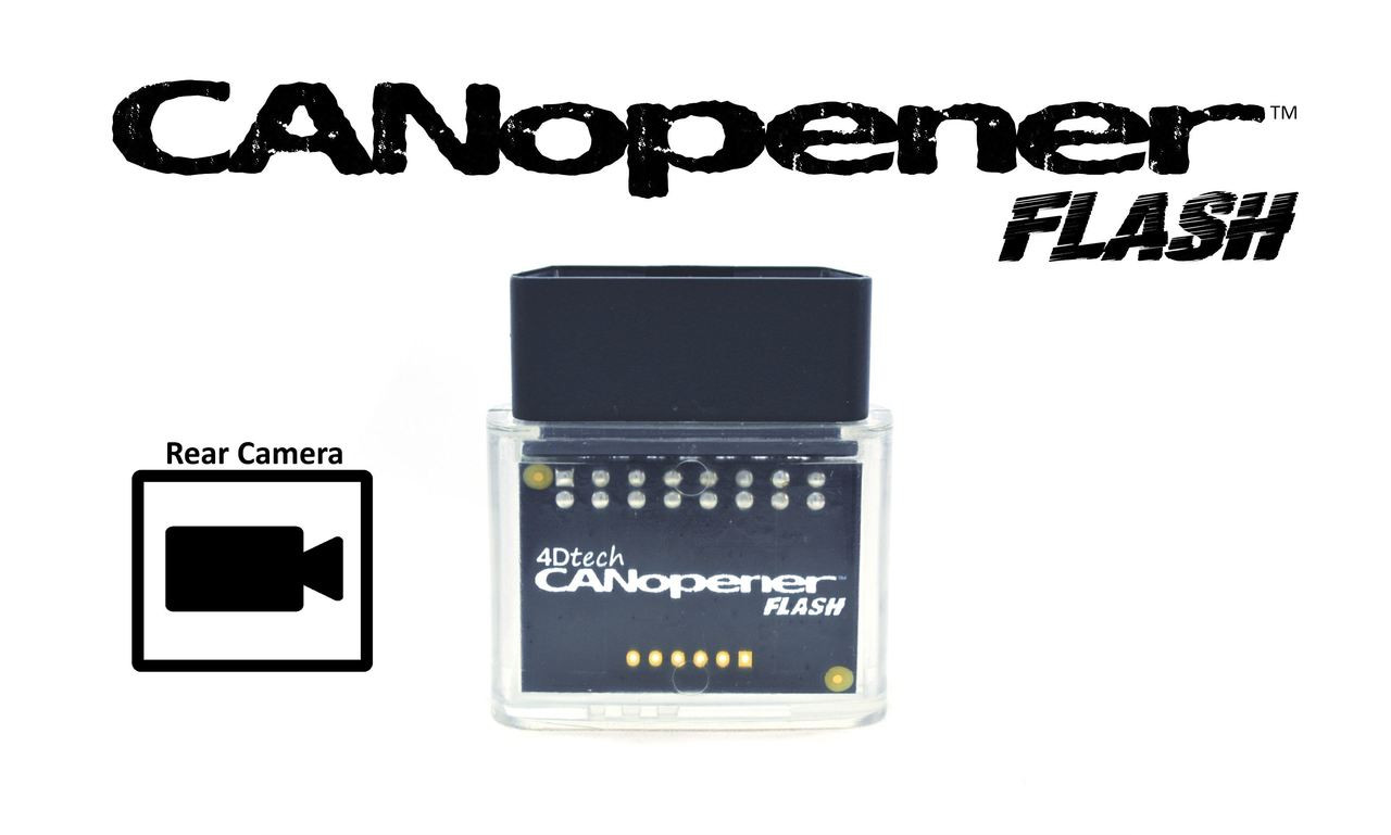 "CANopener™ Flash Backup Camera Programmer (8"") - Programmer"